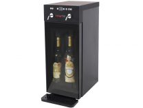 Dávkovací chladící box VinoTek VT2i - na 2 láhve vína, černý, 85W, interní vstup, 18.6kg