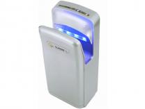 Vysoušeč rukou Jet Dryer CLASSIC - stříbrný ABS plast, 1750-2050W, 8.45kg