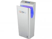 Vysoušeč rukou Jet Dryer STYLE - stříbrný ABS plast, 1650-2050W, 9.5kg