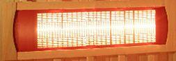Keramický zářič Red Light