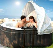 MSpa Canopy - slunečník pro nafukovací a mobilní vířivé vany a vířivky
