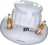 MSpa Icebox nafukovací držák nápojů do bazénu, mobilní vířivky a vířivé vany