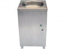 Profi drtič kuchyňského odpadu EcoMaster COMMERCIAL+nerez box, Ø 15cm, příkon/výkon 2035/1500W, 59kg