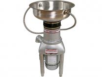 Profi drtič kuchyňského odpadu EcoMaster COMMERCIAL, ocel, Ø 15cm, příkon/výkon 2035/1500W, 52kg