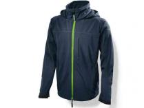 Pánská softshellová bunda Festool M - tmavě modrá, odpuzující vítr a vodu