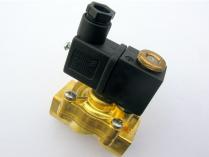 Elektromagnetický ventil - pro profi drtiče EcoMaster, k automatickému spuštění přívodu vody