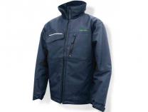 Pánská zimní bunda Snickers Festool S - tmavě modrá, Original Snickers Workwear, 100% polyester