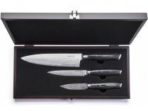 Sada nožů G21 Gourmet Damascus small box - kvalitní 67vrstvá japonská damašková ocel VG-10, 1.15kg