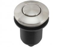 Samostatné pneutlačítko - nerez matný, k ovládání drtiče EcoMaster