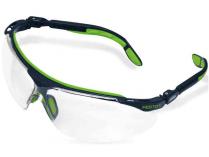 UVEX Ochranné brýle Festool - povrchová vrstva supravision HC-AF, modrá/zelená