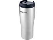 Termošálek Festool - 17x8.2cm, 0.3L, ocel