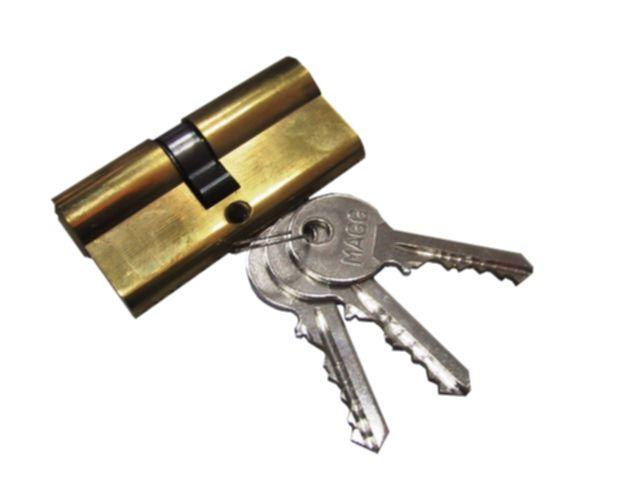Cylindrická vložka + 3 klíče (30+35mm) Magg