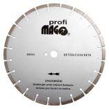 Diamantový kotouč Magg Profi 400x25,4x3,6/10mm na beton