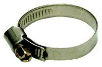 Nerezová spona na hadici 20-32 mm W2