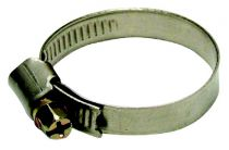 Nerezová spona na hadici 40-60 mm W2