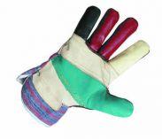 ROBIN - pracovní kombinované rukavice - nábytková hovězina…