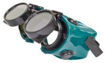 Ochranné svářečské brýle - odklápěcí kruhové zorníky, tmavost…