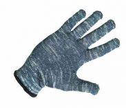 BULBUL 10 - rukavice pletené nylon/bavlna velikost 10