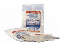 GEKO - Zakrývací folie LDPE 4x5m/20my - PROFI