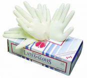 LOON - jednorázové latexové rukavice velikost L - 100 ks