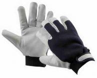 PELICAN BLUE WINTER - zimní rukavice kozinka kombinované…