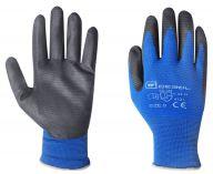 Pracovní montážnické rukavice SUPER GRIP velikost 9 - blistr