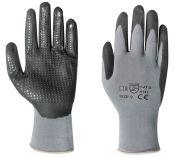 Pracovní rukavice MULTI-FLEX velikost 8  - blistr