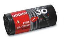 Pytle odpadkové LDPE silné 30l/15 ks 50x60cm
