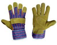 TERN - pracovní rukavice hovězí štípenka vel. 9
