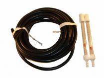 KINEX - Vodováha hadicová plast s hadicí 15m