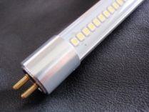 LED zářivka T5 288mm - 4W - studená bílá CW