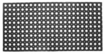 PRECIS - rohožka 50x100cm, guma, obdélník