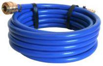 Vzduchová hadice 17BAR 9x15 mm vnitřní/vnější průměr - 10m včetně spojek