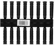 Hmoždinka univerzální TX-PP 8x40 sada 2x10 ks černá