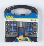 KINZO - set bitů a hlavic v kufříku 44ks