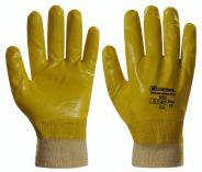 Pracovní nitrilové rukavice YELLOW NITRIL PLUS velikost 10 -…