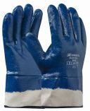 Pracovní rukavice BLUE NITRIL velikost 9 - blistr