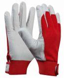 Pracovní rukavice kozinková useň UNI FIT COMFORT velikost 9 -…