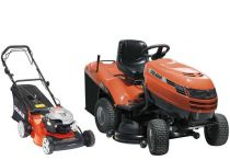 Sekačky na trávu a Zahradní traktory