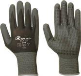 Pracovní rukavice MULTI FLEX ECO velikost 8 - blistr
