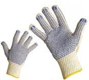 QUAIL - bezešvé pletené rukavice velikost 8