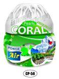 Domácí osvěžovač CORAL PEARLS GREEN - 150g