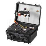 Plastový kufr pro rybářské potřeby 336x300x148mm