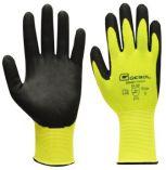 Pracovní  bezešvé rukavice pro montážní práce SENSO TOUCH…