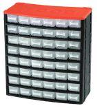 Plastová skříňka 48 šuplíků 330x160x350mm