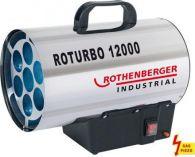 Rothenberger - teplogenerátor ROTURBO 12000 12kW, IP44
