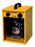MASTER - elektrické topidlo o max. výkonu 3,3 kW - napětí 230V