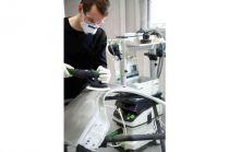 Pneumatická excentrická bruska Festool LEX 3 150/7 - 6bar, 150mm, 7mm, 1.0kg (575077)