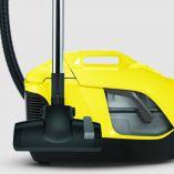 Kärcher DS 6 - 650W, HEPA 13 filtr - vhodný pro alergiky, energetická třída A, 535x289x345mm, 7.5kg (1.195-220.0)