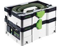Mobilní průmyslový vysavač Festool CTL SYS - 1200W, 3000L/min, 4.5l, 6.9kg